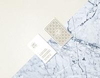 complete branding for Maison Esthétique