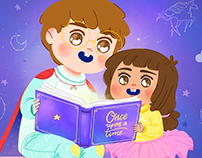 Illustrations for Kids App