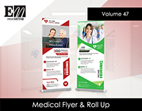 Flyers & Roll Up Banners