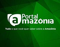 Portal Amazônia Redesign Brand