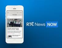 RTÉ News Now App