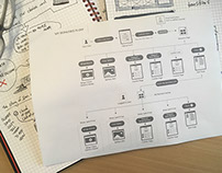 UX: User Flow Creation