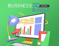 Business 3D bundle