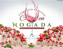Chiles Nogada - Publicidad