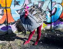 JUBJUB Bird costume