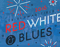 RED, WHITE, & BLUES 10K