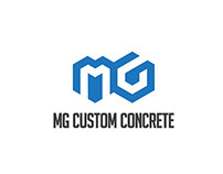 MG Custom Concrete