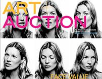 Art+Auction Magazine