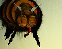 Honey thief - sunset series