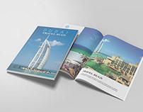 Travel Catalog Design