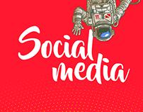 Social Media 2018 - Hotel Palace