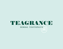 Teagrance Herbal Toothpaste