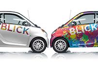 Blick Smart Car