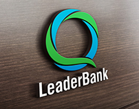 Logo for the bank
