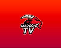 Madgoat Tv Branding