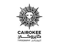 Cairokee Typography 2017