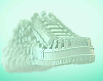 3d shoe transformation