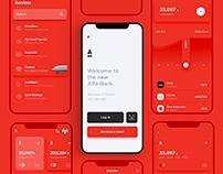 Alfa-Bank – Redesign