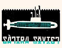 Sàtira Soviet Poster II