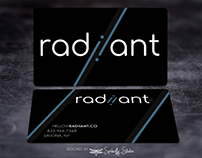Radiiant - Business Cards