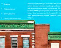 Brooklyn Fireproof Splash Page