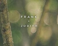 Frank + Jodith