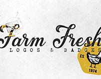 Farm Fresh Badges