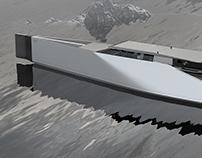 Polestar spänning Yacht