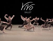 VIVO Ballet logo