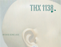 Landing Page: Película THX 1138