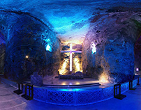 Zipaquirá's Salt Cathedral Virtual tour