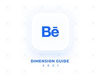 Behance Dimensions 2021