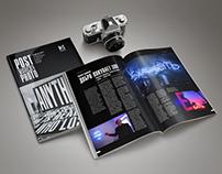 "Magazine ""Post Modern Photo"""