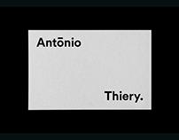 Antonio Thiery — Identity, 2015