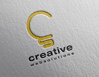 Logo for Creative Web Solutions