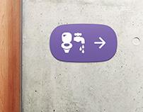 Installation Guide for All-Gender Restroom