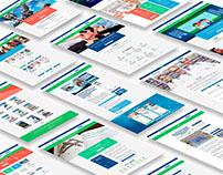 ASCOFERJ. Website Development.
