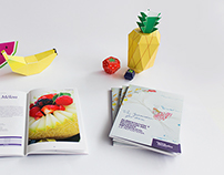 Cookbook & Apron to Nutricia Portugal & Spain