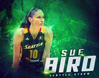 Sue Bird Social Media