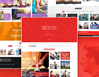 Fitness Republic Website