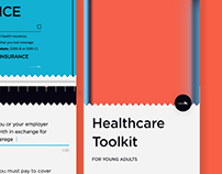 Healthcare Toolkit / Application