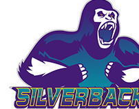 Silverbacks Hockey Jersey & Logo
