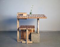 RAW_I experimental office furniture