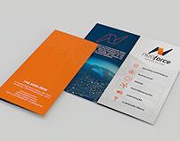 Neoforce - Flyer e Folder