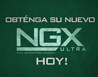 NGX ULTRA Jukebox