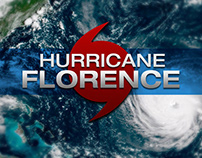 Hurricane Florence Graphic Package