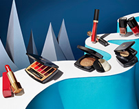 Land of the Beautiful, Bloomingdale's Holiday Cosmetics