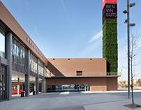 Centre Comercial Splau de Cornella (Barcelona)