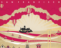 San Francisco 49ers Tribute Poster