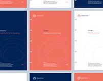 Opencoin - Logo Design & Branding
